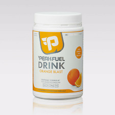 PEAKFUEL PERFORMANCE ELECTROLYTE HYDRATION -ORANGE BLAST 500G [WITH REAL FRUIT!]