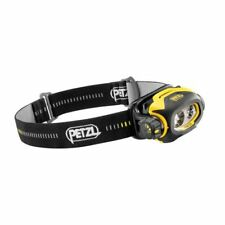 08 Petzl PIXA 3r Lampe frontale Nero/jaune