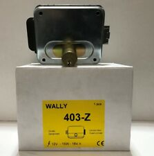 Wally Serratura elettrica applicare cilindro fisso con pulsante regolabile