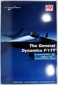HOBBYMASTER 1:72 SCALE HA3013 RAVEN (SPARK VARK!) EF-111A DIECAST MODEL
