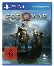 God Of war PS4 (Sony PlayStation 4) NEUWARE
