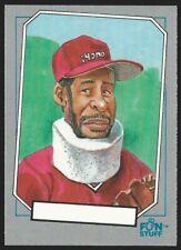"1992 Confex The Baseball Enquirer ""Fun Stuff"" Baseball card - Pick/Choose player"