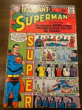 Superman # 193 - Nice Copy! 1967 - DC Comics