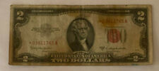 1953 $2 STAR NOTE ~ SERIES C ~ RED SEAL ~ LOW SERIAL NUMBER
