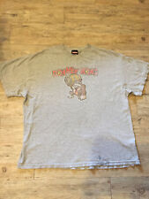 VTG RARE Nintendo Donkey Kong T-Shirt Gray Sz Extra Large Crew Neck 46 48 2005