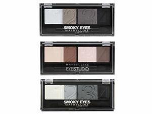 Maybelline Eye Studio Eyeshadow Quad Eyes Palette