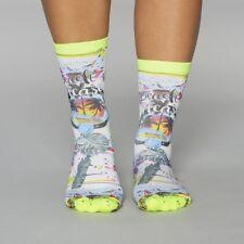 Spezial Damen Socken WIGGLESTEPS Funktionssocken (One Size 36/40) - Beach Please