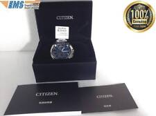 CITIZEN AT8040-57L ATTESA Solar Radio Watch Men's JAPAN Free Shipping EMS