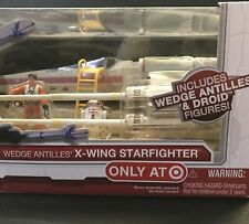 Star Wars Target Exclusive Legacy Collection Wedge Antilles Red 2 X-Wing Fighter