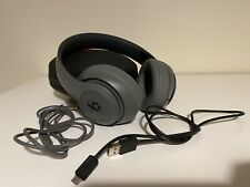 Beats by Dr. Dre Studio3 Wireless Over‑Ear Headphones - Grey