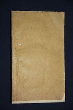 Krünitz: Oeconomische Encyclopädie. Teillieferung, Artikel Öhl (Öl) u.a.. 1806.