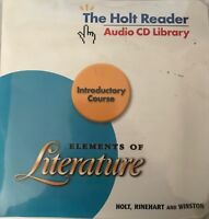 Elements of Literature Introductory Course The Holt Reader Audio CD Library