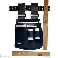 2 in1 Werkzeugtasche Arbeitstasche Elektriker Tasche Gürteltasche Werkzeuggürtel