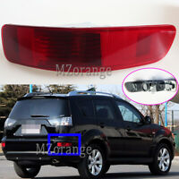 Right Driver Side Rear Tail Bumper Light Fog Lamp For Mitsubishi Outlander 06-12