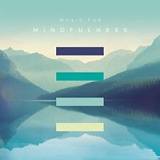 Music For Mindfulness [CD] Sent Sameday*