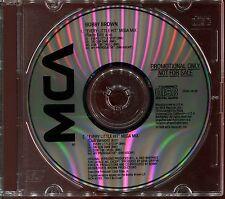 BOBBY BROWN - EVERY LITTLE HIT MEGA MIX - USA PROMO CD MAXI