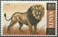 Timbre Animaux Félins Lions Kenya 33 ** lot 29936 - cote : 22,50 €