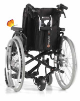 elektrische Schiebehilfe R 20 Empulse faltbar leichter Transport mit Rollstuhl