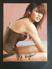 Olga Kurylenko Authentic Signed James Bond 007 Girl 8x10 COA