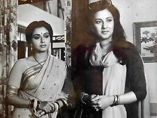 Black & White Photograph Bollywood Actress Beena & Mun Mun Sen (P550)