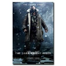 The Dark Knight Rises Bane 24x36inch Batman Movie Silk Poster Cool Gifts