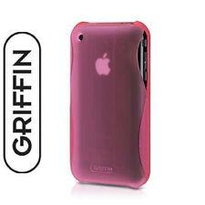 Griffin Wave Interlocking Case For iPhone 3G 3GS Pink