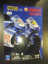 New Ray Yamaha YZR-M1 2008 1:12 #48 Jorge Lorenzo (ESP) (easy kit)