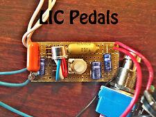 LIC Pedals Dallas Rangemaster Kit complete w/enclosure   (PNP Mullard OC42)