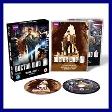 DOCTOR WHO - SERIES 7 PART 1 - EPISODES 1 - 5 ***BRAND NEW DVD ***