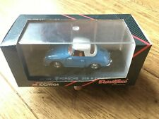 DETAIL CARS 966 1/43 DIECAST PORSCHE 356A CABRIO SOFT TOP