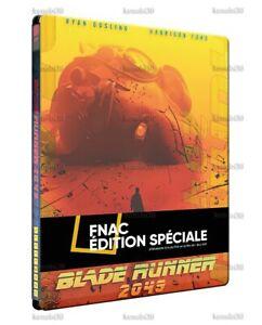 BLADE RUNNER 2049 4K + BLURAY STEELBOOK MONDO EXCLUSIF FNAC [FRANCE]