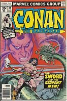 Conan the Barbarian #99 | August 1978 | Marvel Comics