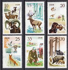DDR 1977 Mi. Nr. 2270-2275 Postfrisch ** MNH