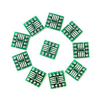 50 Pcs/pack SOP8 SSOP8 TSSOP8 SMD To DIP8 Adapter 065/127mm PCB Board_T F3H1