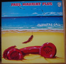 PAUL MAURIAT PLUS OVERSEAS CALL INNER SLEEVE  RARE UK PRESS LP PHILIPS