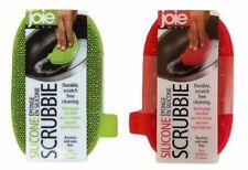 Joie Scratch-Free Antibacterial Flexible Silicone Kitchen Dish Scrubbie Sponge
