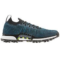 adidas Tour360 XT Primeknit Wide Fit Water Repellent Golf Shoes - F35407