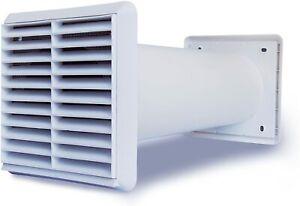 Passive Ventilation Unit Condensation Moisture Mould Control Dehumidifier Damp