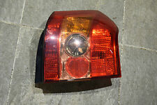03-07 TOYOTA COROLLA FACELIFT MODELS, DRIVERS OFF SIDE RIGHT TAILLIGHT (tr1)