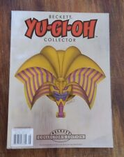 Yu-Gi-Oh Collector April/May #5 Beckett Magazine Checklist Price Guide June 2003