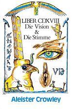 LIBER 418 - Aleister Crowley BUCH - NEU