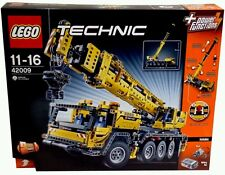 LEGO Technic Mobile Crane MK II 42009 New Sealed Set