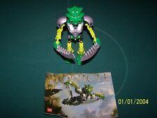 MOC Collector Lego 32565 Bionicle Masque Green Vert Bionicle Mask Miru