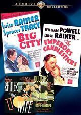 Luise RAINER Sammlung (3 Disc Set) 1937-Region Free DVD-versiegelt