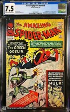 Amazing Spider-Man #14 CGC 7.5 VF- Gorgeous Rich, Vivid Colors Great Eye Appeal!