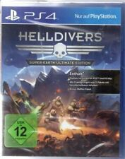 HELLDIVERS / Super-Earth - Ultimate Edition - Playstation PS4 - deutsch - Neu /