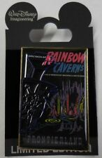 Disney Pin WDI Disneyland Attraction Poster Rainbow Caverns Pin LE300