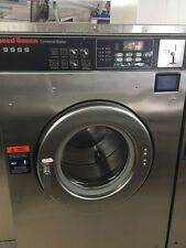Speedqueen 40lb washer three phase. REFURBISHED