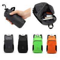 Outdoor super portable folding backpack sports waterproof wear resistant