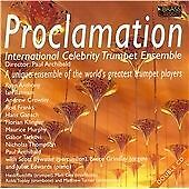 Proclamation International Trumpet Ensemble CD *NEW* Shrink wrapped